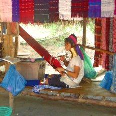 Long Neck Karen, Chiang Mai Thailand