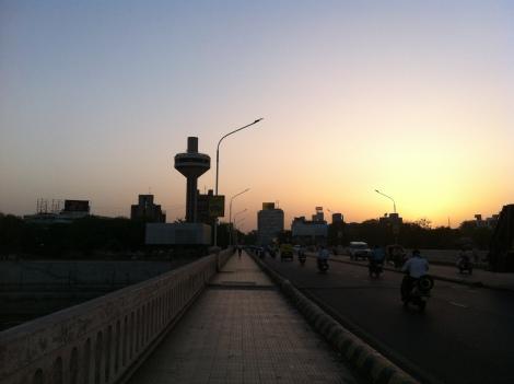 Ahmedabad Sunset, India