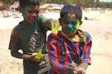 Holi Festival, Palolem, Goa, India