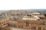 View from Jaisalmer Fort, India
