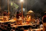 Ceremony Varanasi India