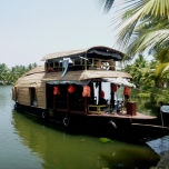 Houseboat, Alleppey, India