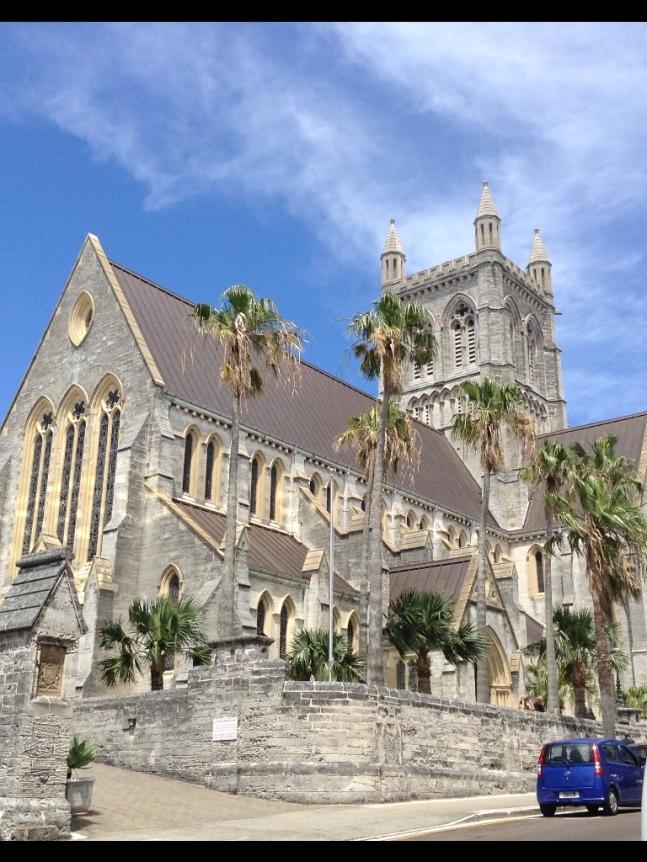 Bermuda Church