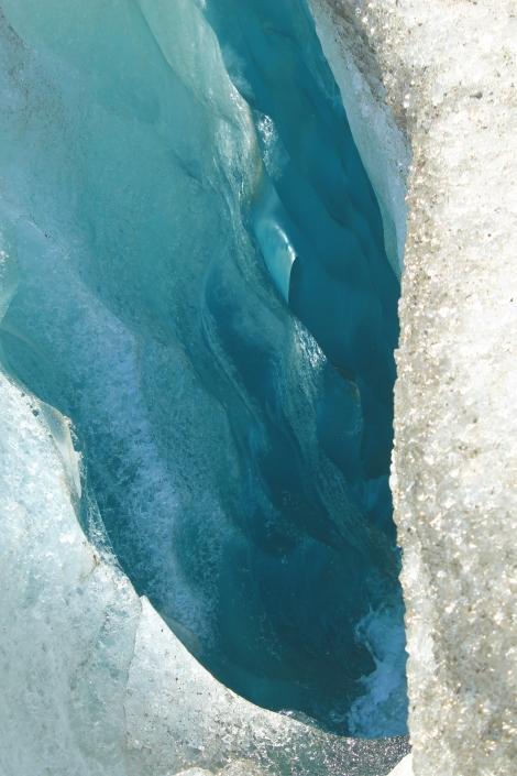 Ice Cave Crevasse Juneau