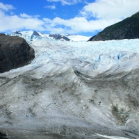 VIDEO: Hiking Back From Mendenhall Glacier