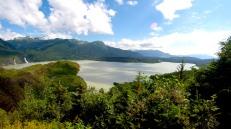 MENDENHALL LAKE JUNEAU ALASKA