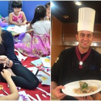 How I Went From Teaching English In Asia To Hosting Cooking Shows On Cruise Ships